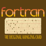 fortran- the original hanging chad